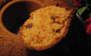 Atta Carrot Cake