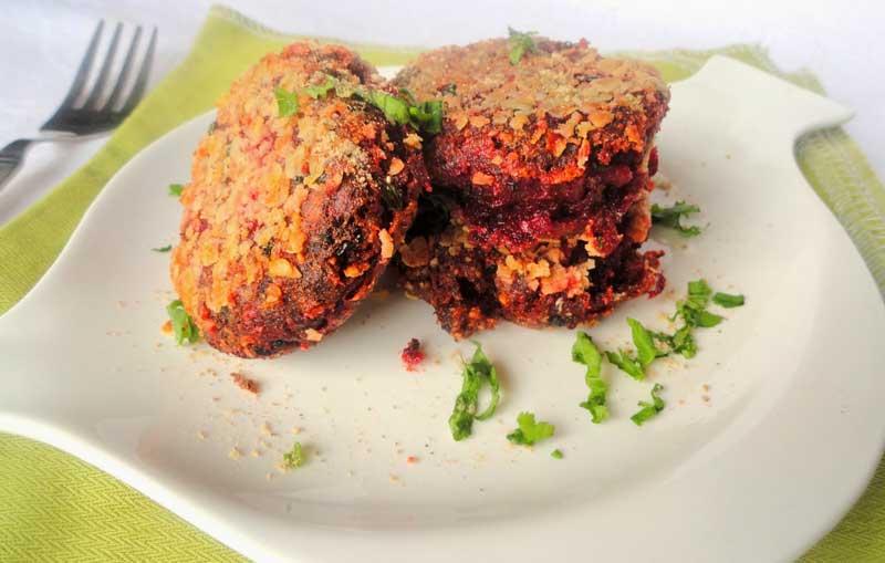 Beetroot Kebab
