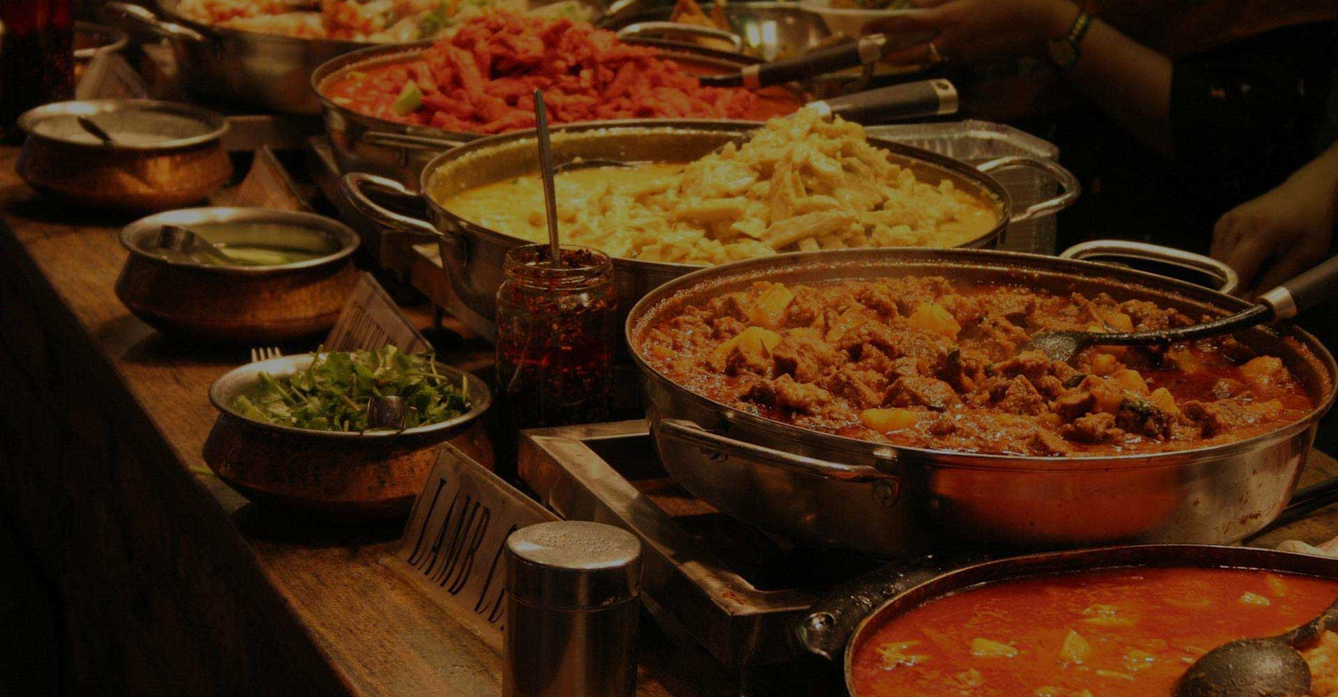 Online Food Service In Delhi